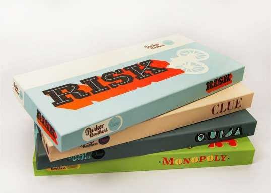 Rad Retro Packaging