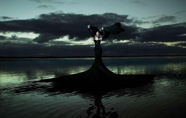 Black Water Fashiontography