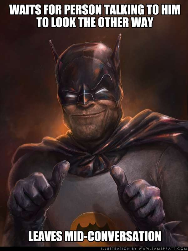 Dashing Dark Knight Memes (UPDATE)