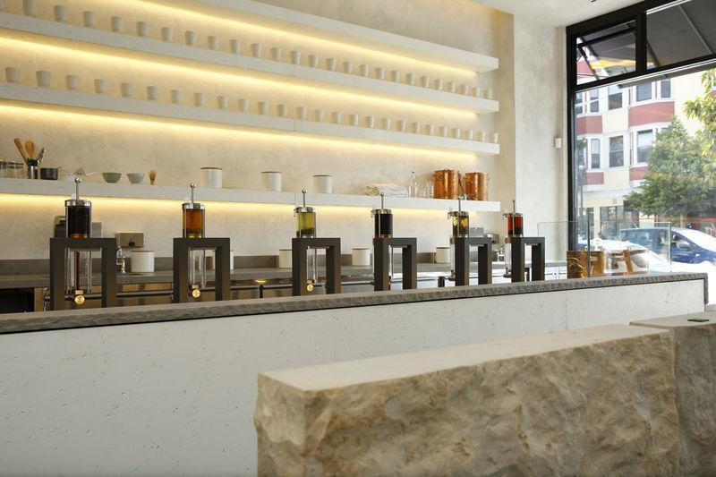 Artisanal Tea Bars