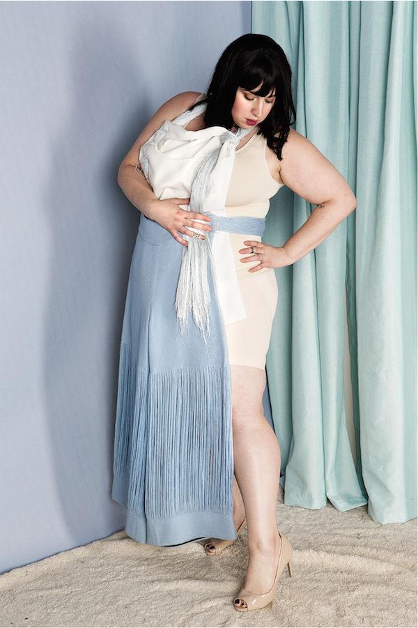 Body Positive Fashion Editorials