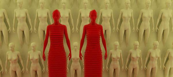 3D Fashion Mannequins