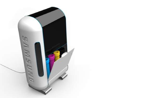 Capsular Coffee Shop Printers