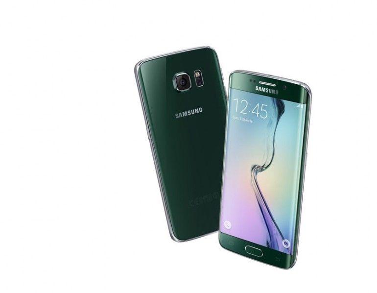 Curved-Edge Metallic Smartphones