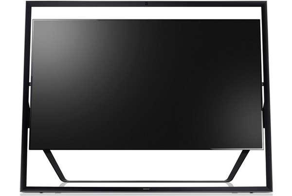 Elegantly Framed Flatscreens