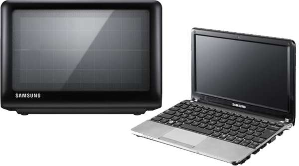 Samsung Solar Powered Netbook