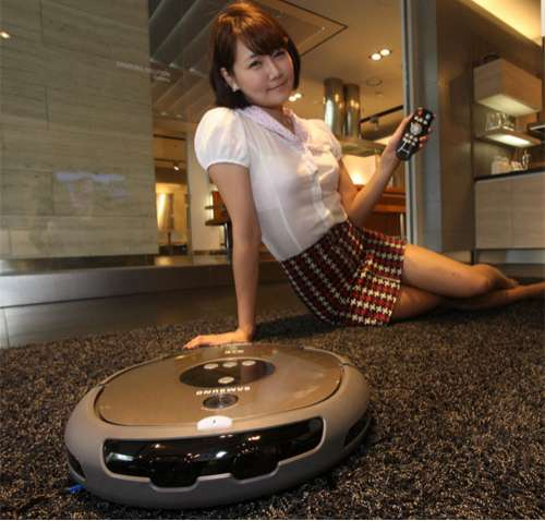 Robot Vacuum Security
