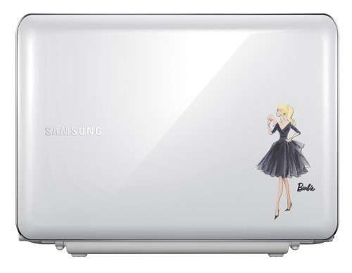 Samsung X180 Barbie