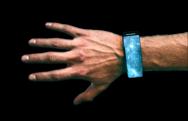 Wrist-Wrapped Smartphones