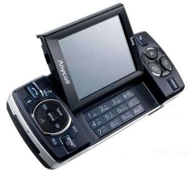 Samsung's SCH-B550