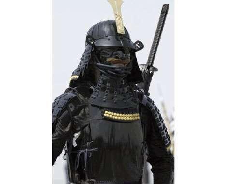 28 Samurai and Ninja Features