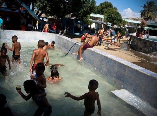Indulgent Venezuelan Jails