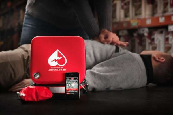 Cardiac Arrest Apps