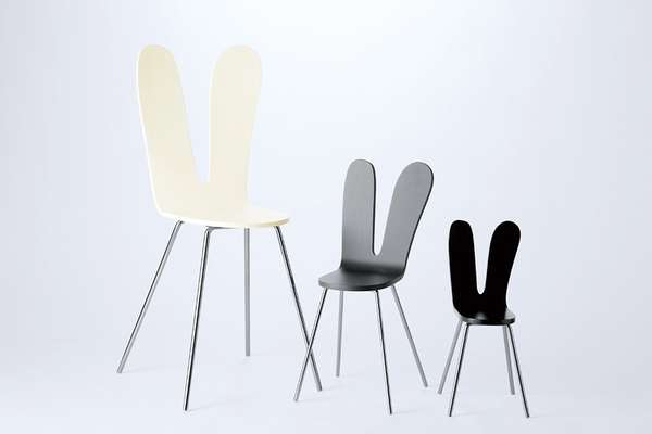 SANAA Armless Chair for Americans