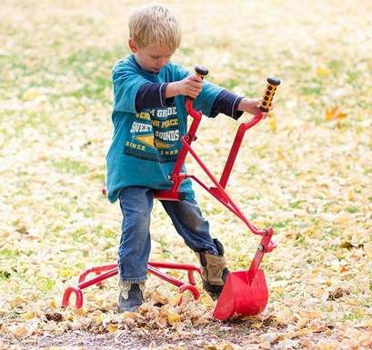 Motor Skill-Teaching Shovels