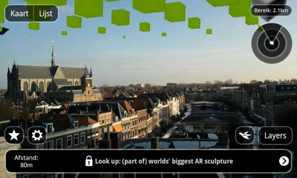 Global Augmented Reality Art