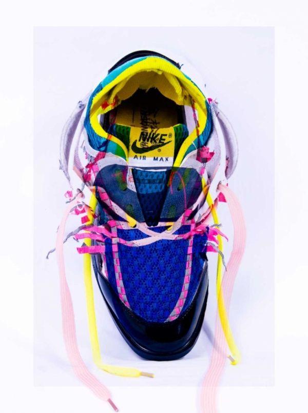 Flashy Footwear Hybrids
