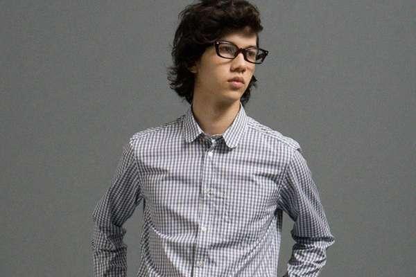 Nerdy Minimalist Menswear