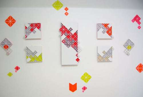 Geometric Art Pieces