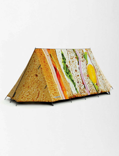 Lunchtime Camping Equipment
