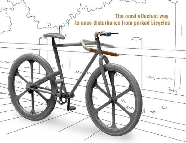 Steerable Bike Locks