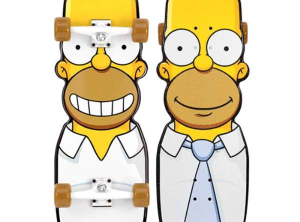 Santa Cruz The Simpsons
