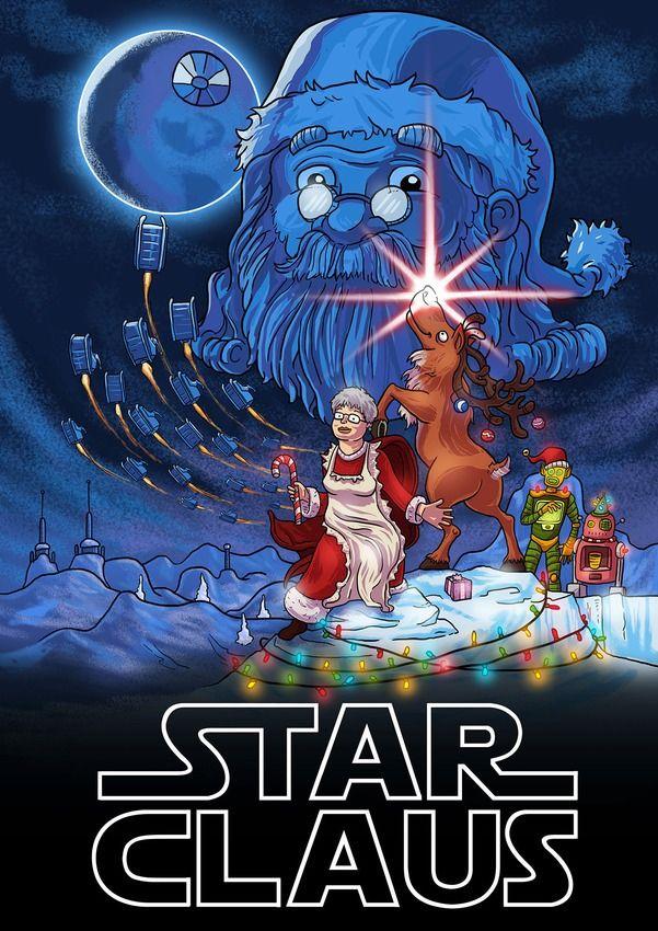 Santa Movie Posters