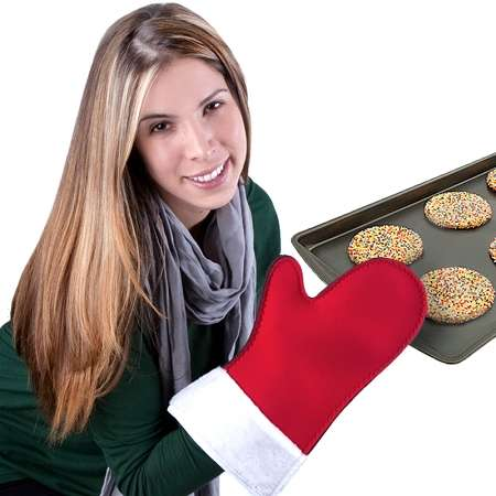 Festive Hand Protection