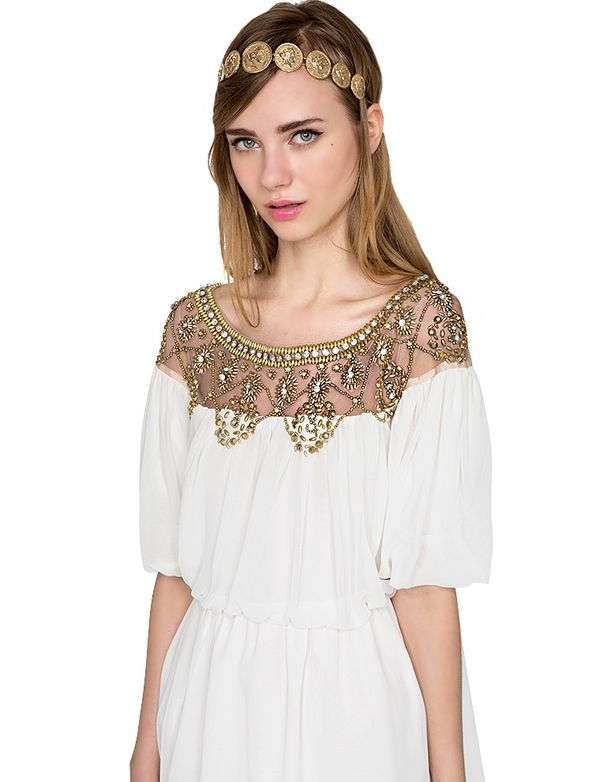 Affordable Grecian Couture