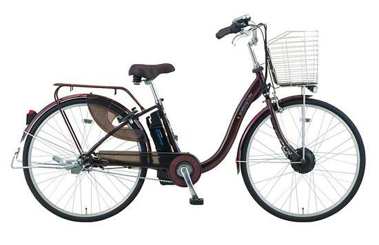 sanyo electric bike