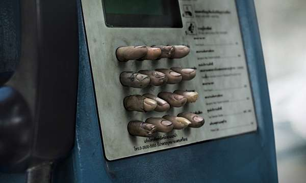 Grubby Finger Phonebooths