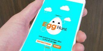 VR Easter Egg Hunts