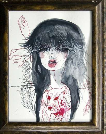 Worrisome Watercolors
