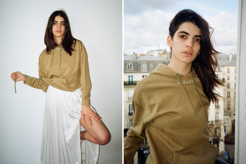 Low-Fi Streetwear Lookbooks