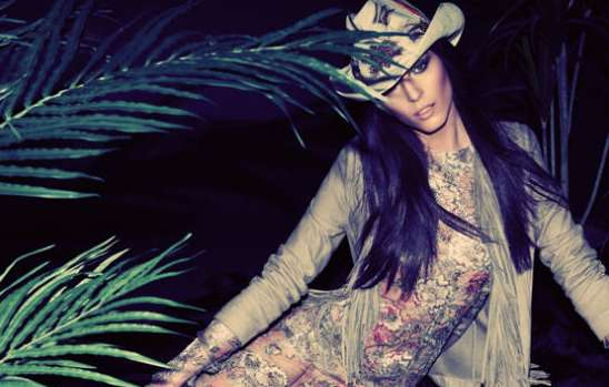 Exotic Cowgirl Editorials