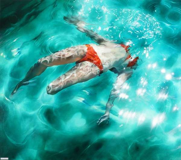 Awesome Aquatic Art
