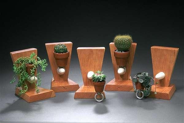 Living Plant Jewelry