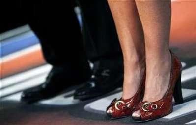 Political Footwear