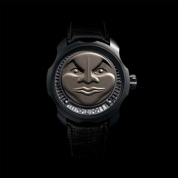 Sarpaneva Korona Moonshine Watch