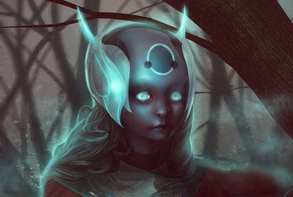 Haunting Humanoid Depictions