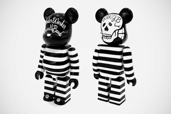Skull-Bearing Bearbricks
