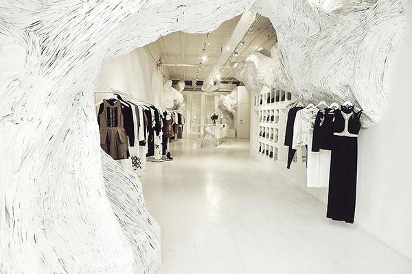 Glacial Retail Interior Design