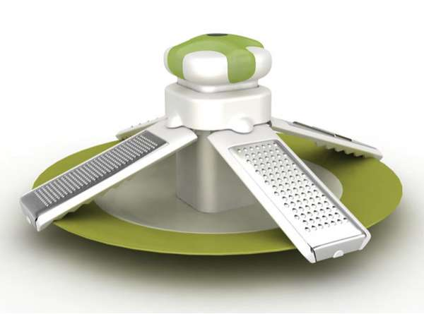 Satellite Multifunctional Grater