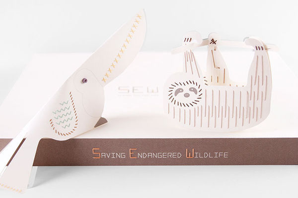 Animal-Saving Sewing Kits