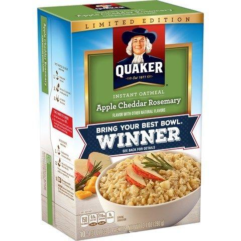 Savory Instant Oatmeals