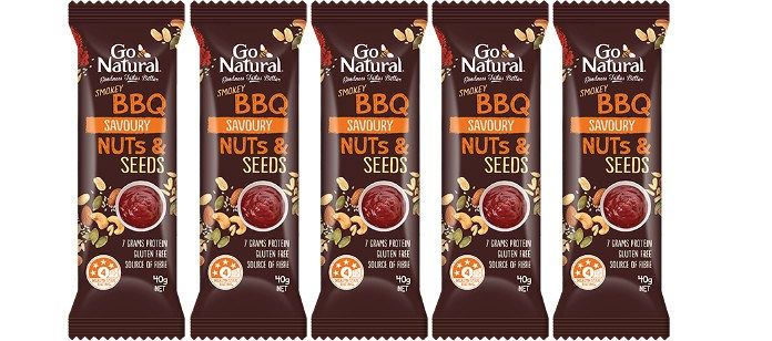 BBQ-Flavored Snack Bars