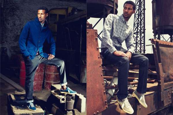 Sawa Fall/Winter 2012 Lookbook