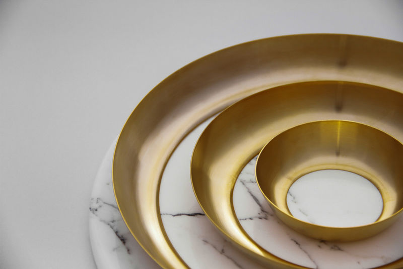 Jewelry-Inspired Tableware