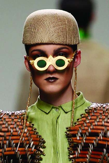 Eyewear-Obsessed Runways