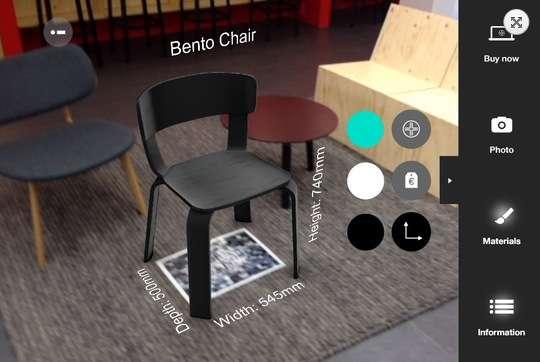 augmented reality decor testers sayduck app